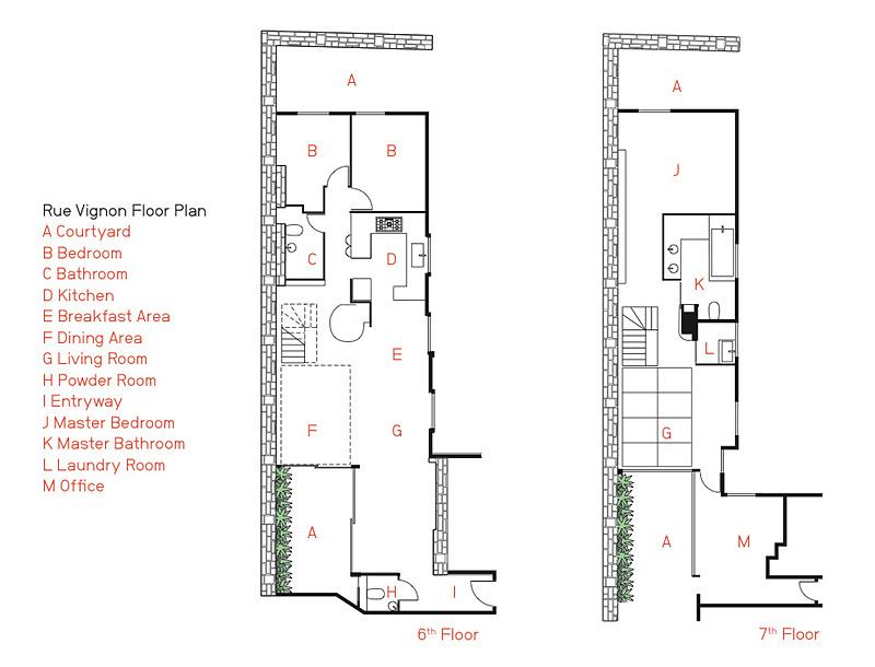 Apartment-Paris-France-Floor-Plan