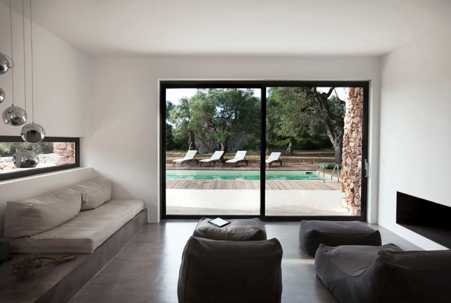 Italian-House-Olive-Trees-Living-Space
