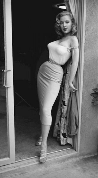 Betty Brosmer, pin up girl пин ап