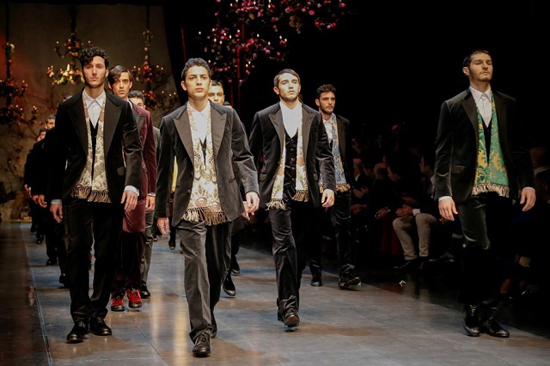 Dolce and Gabbana FS 2014 - 1