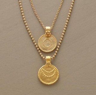 luna sol necklace