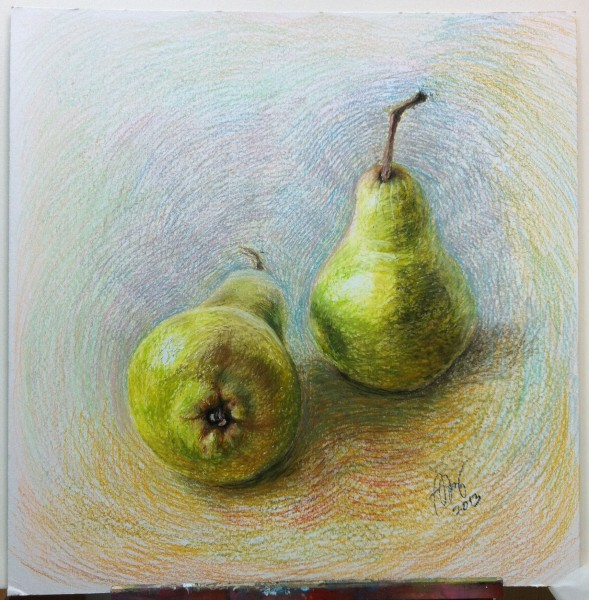 'Two Pears'