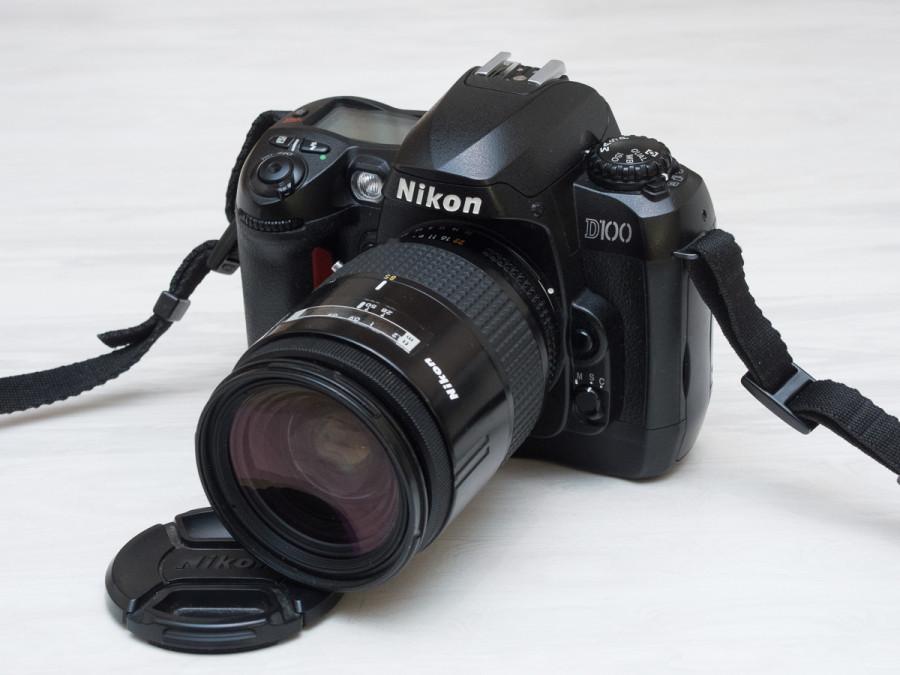 инструкция Nikon D100 - фото 11