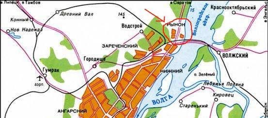 Поселок ГЭС, закрытие моста, Волгоград, поселок отрезан от города