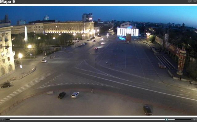 площадь павших борцов трансялция камера онлайн