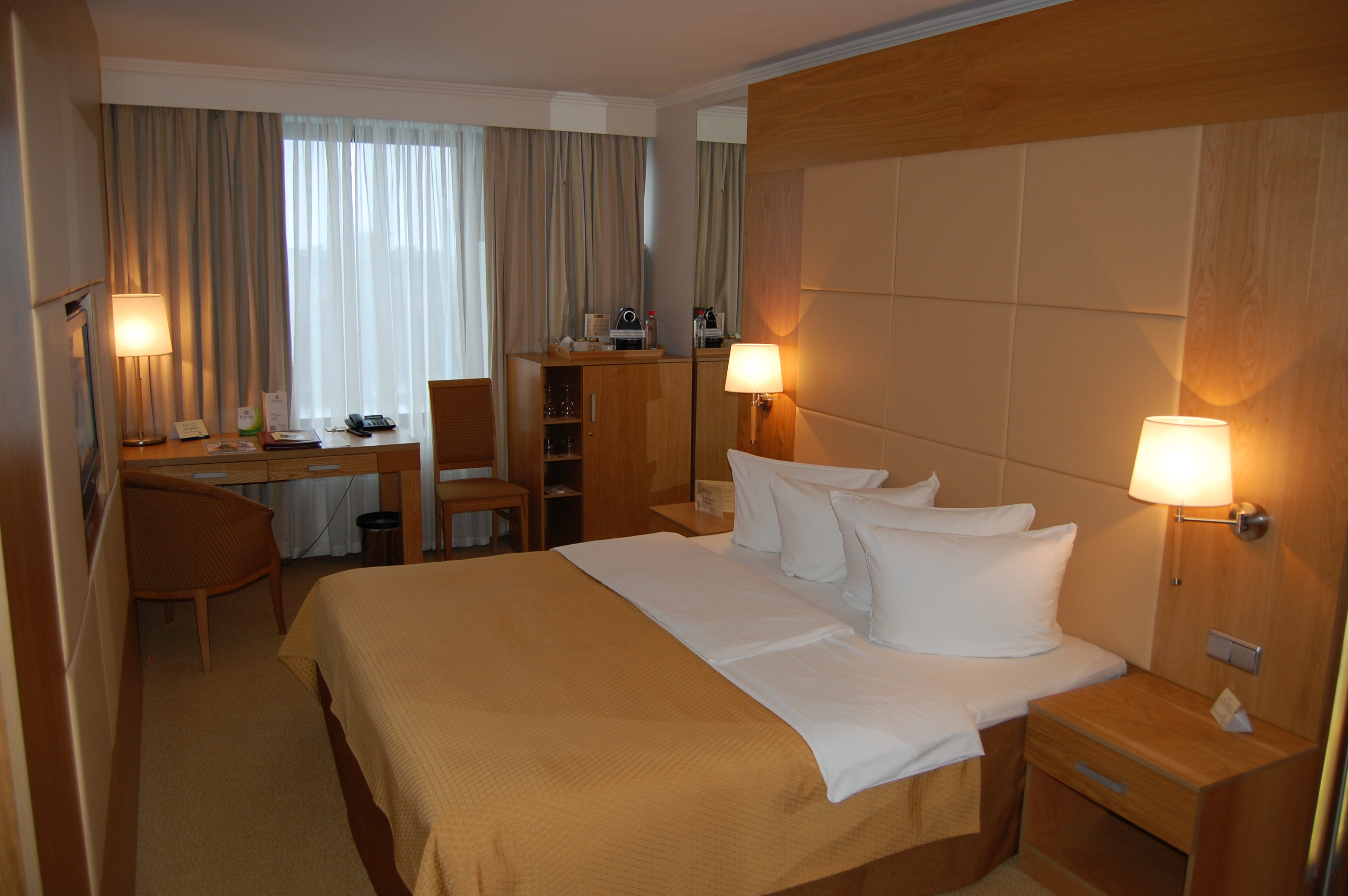отель корстон гостиница