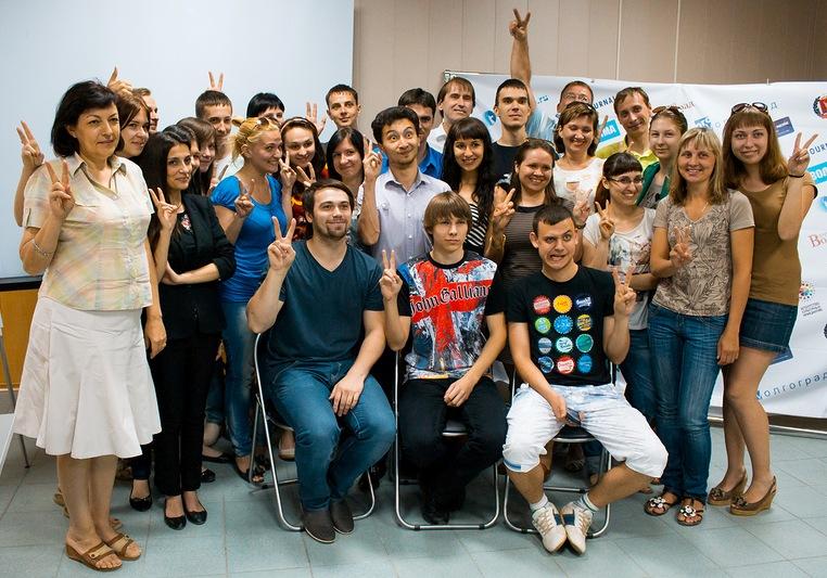 Волгоградская школа блогеров