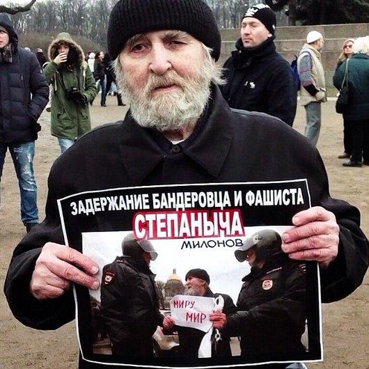 Блокадник Игорь Андреев