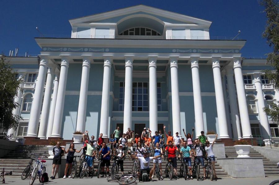 Гранты ЖЖ: велоэкскурсии по Волгограду
