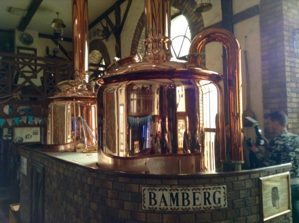пивоварня бамберг