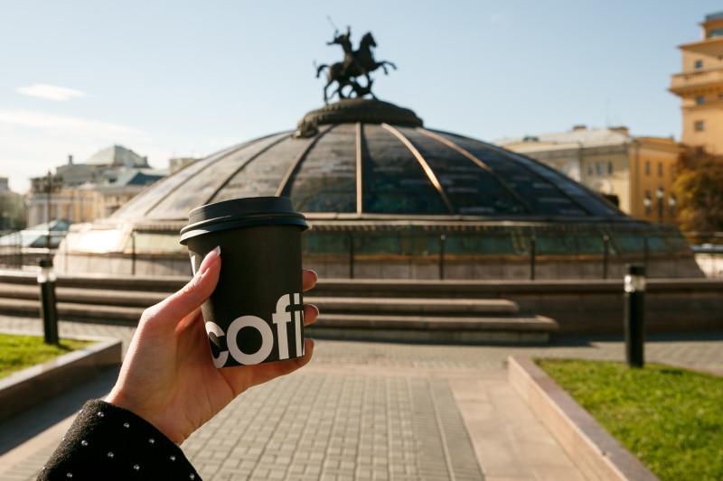 кофейня Cofix открылась в Москве