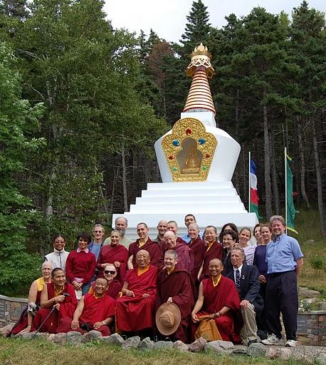 VTR-at-stupa