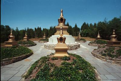 Stupa-Park