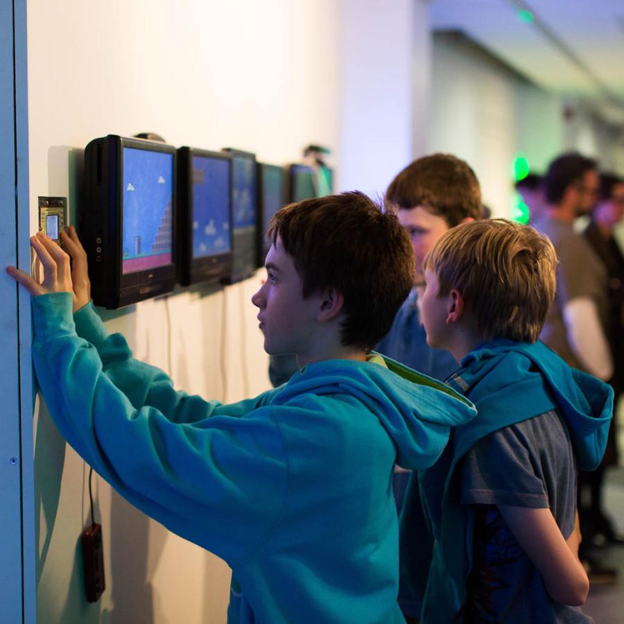 экспонаты - игры без границ