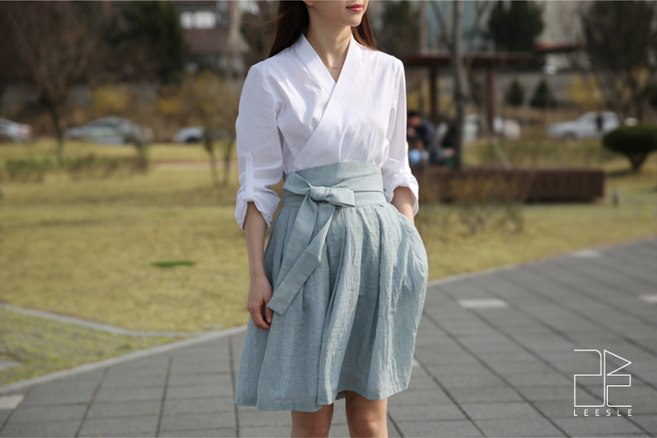 Traditional Meets Contemporary In Modernized Hanbok Trend