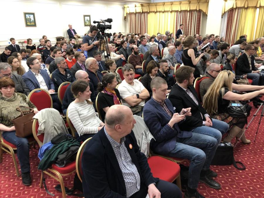 Кто будет кандидатом в мэры Москвы от Яблока?