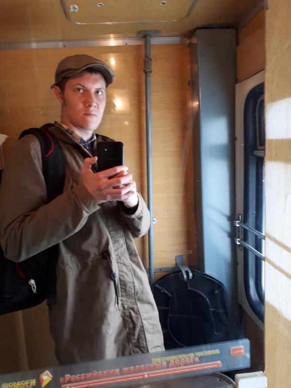 Общий вагон поезда дальнего следования как зеркало России