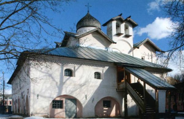 Церковь Жен-Мироносиц