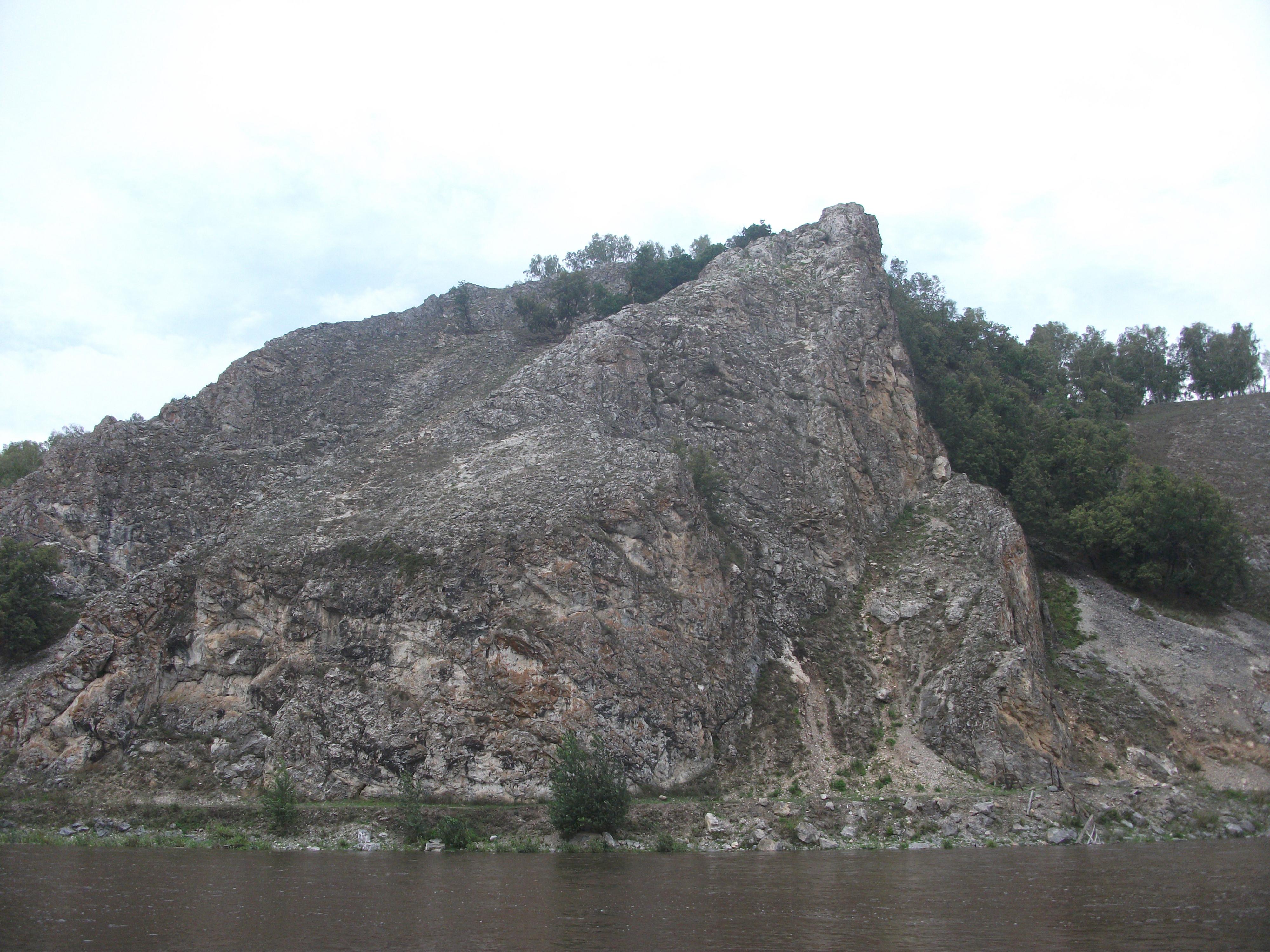 Урал, река Белая.