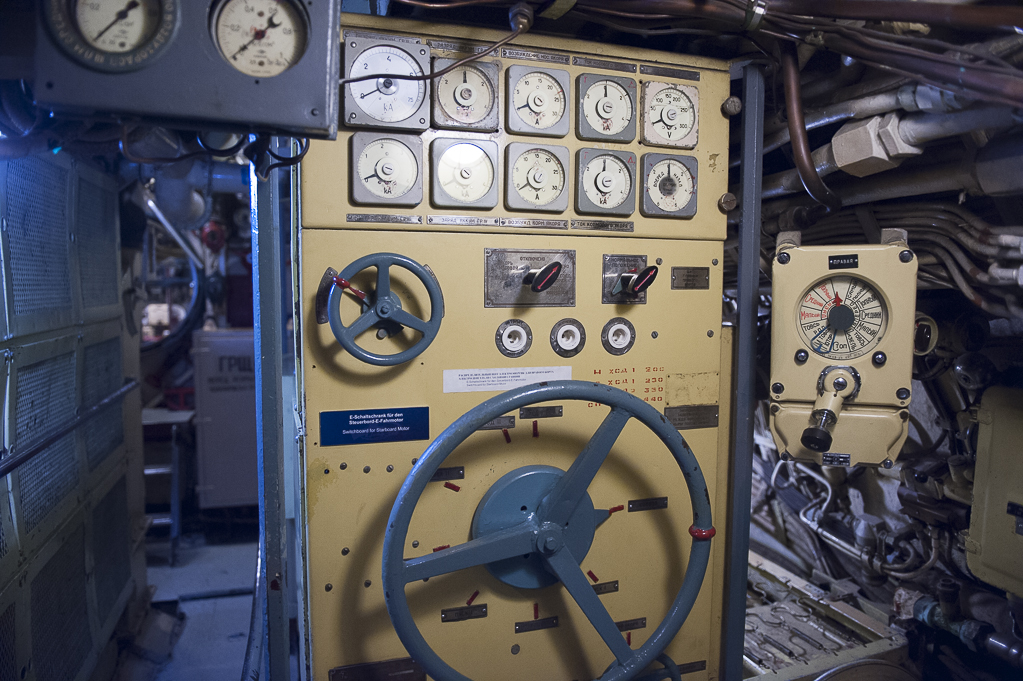 подводные лодки при возвращении в