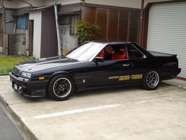 Nissan Skyline R30 Gt R Subaur