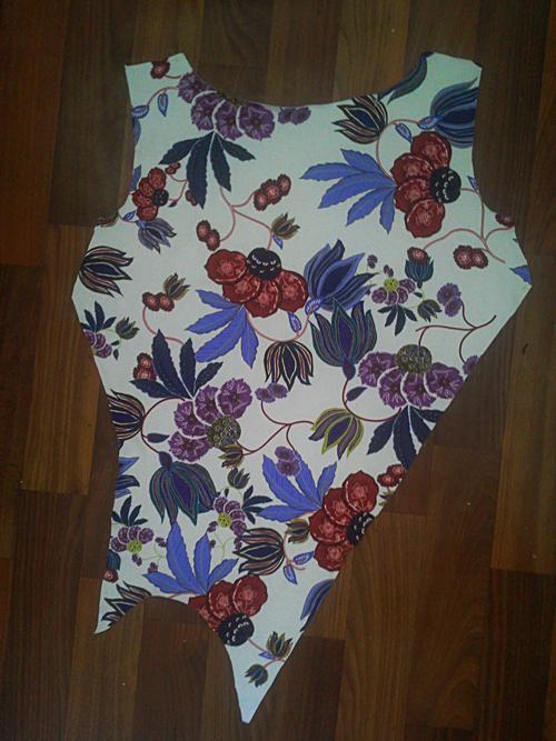 МК платья с Х-драпировкой по мотивам платья от Michael Kors. 41025