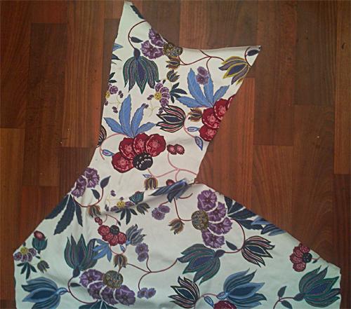 МК платья с Х-драпировкой по мотивам платья от Michael Kors. 96150