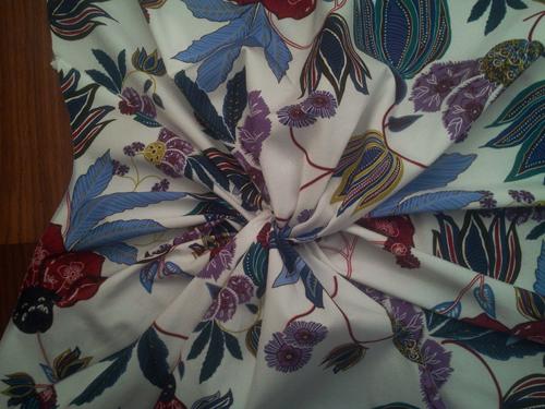 МК платья с Х-драпировкой по мотивам платья от Michael Kors. 27662