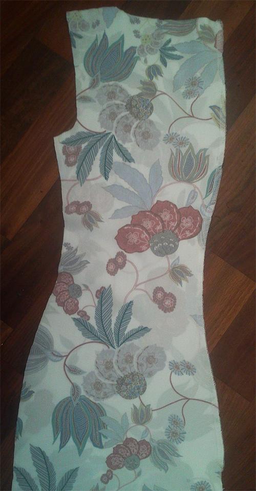 МК платья с Х-драпировкой по мотивам платья от Michael Kors. 71176