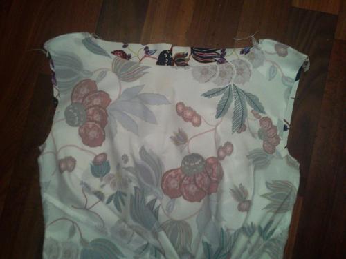 МК платья с Х-драпировкой по мотивам платья от Michael Kors. 39681
