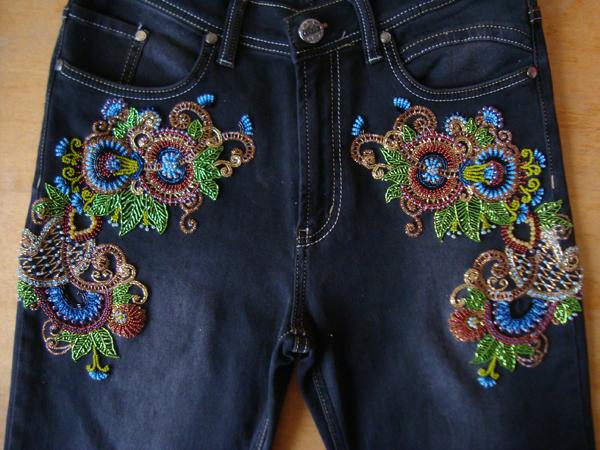 джинсы варенки на лето