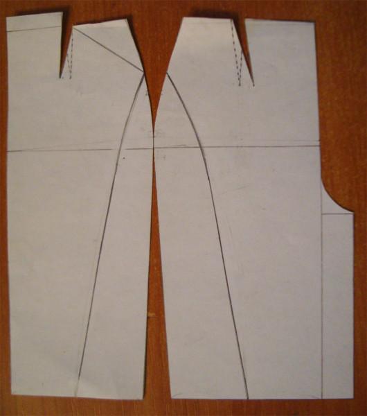 master_klass: МК юбки-карандаш от Donna Karan .Построение базовой основы юбки.Моделирование.Пошив.
