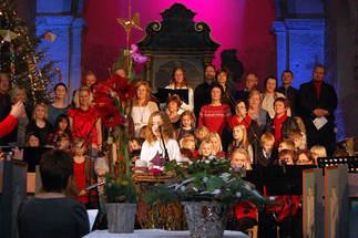 julekonsert i Heroy kirke