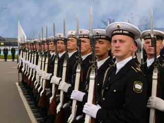 Моряки северного флота