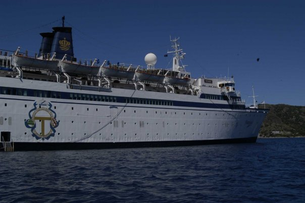 Корабль Фривиндс (Freewinds)