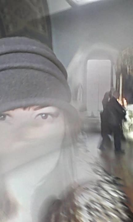 Людмила Суфэль. Рядом со мной образ мужчины.