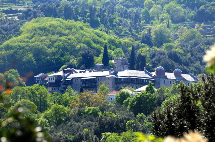 Кутлумуш - монастырь
