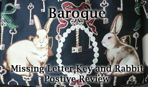 Baroque review header