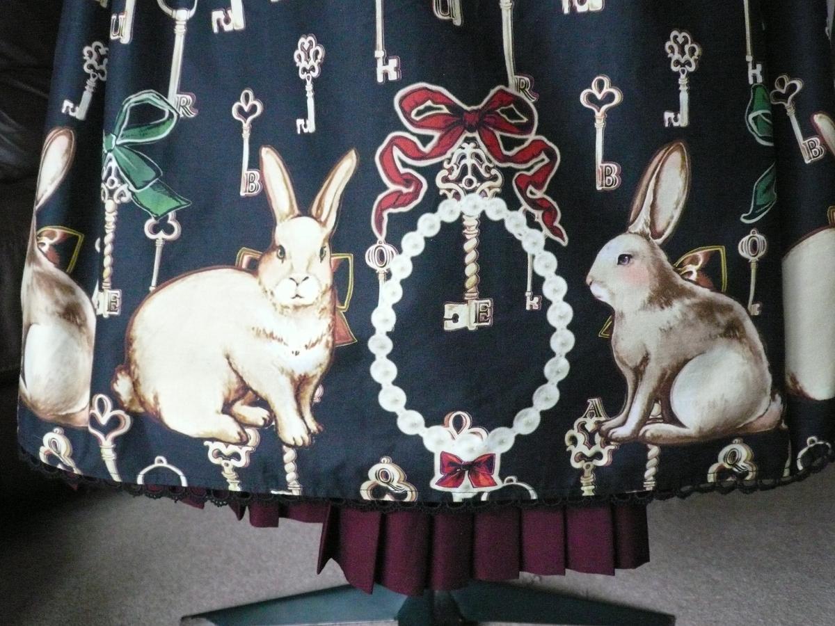 Baroque Rabbit 02