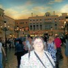 In Saint Somebody's square at The Venetian, Las Vegas