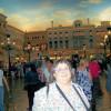 In Saint Somebody's square at The Venetian, Las Vegas