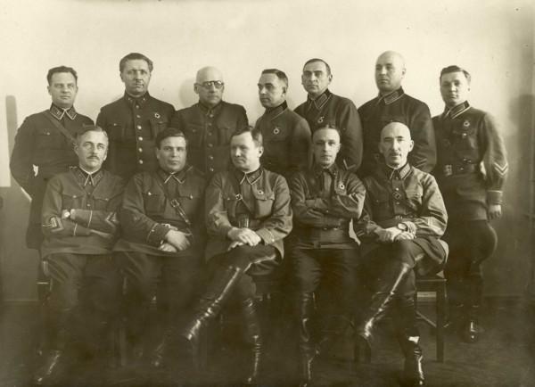 Карбышев Сухомлин м