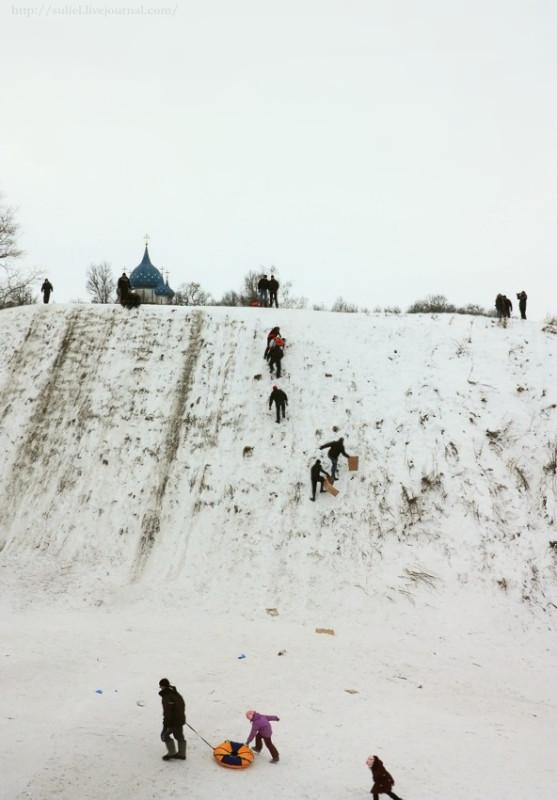Суздальские горы 2010