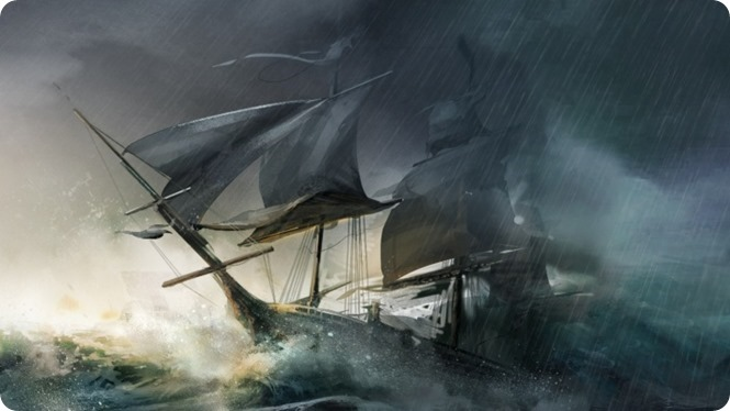 bigpreview_Assassin's Creed III Ships at Storm