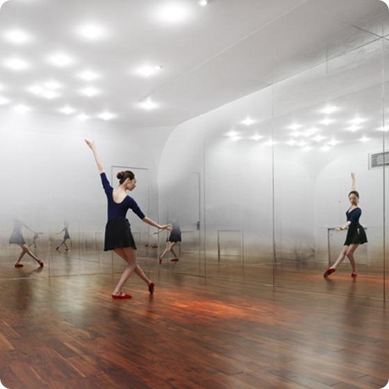 Anzas dance studio by yoshimasa tsutsumi 1