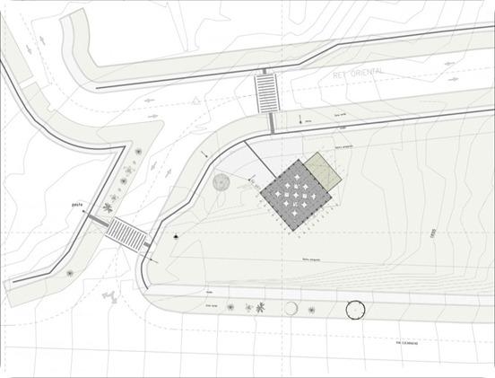 pabellón desconectado  pan b arquitectos (16) ubicación