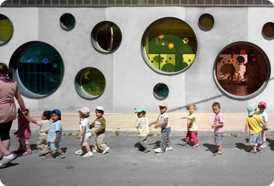 Kindergarten 8Units Velez-Rubio  LosdelDesierto © Jesús Granada 03