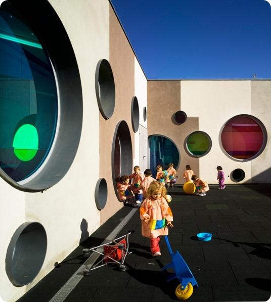 Kindergarten 8Units Velez-Rubio  LosdelDesierto © David Frutos 04