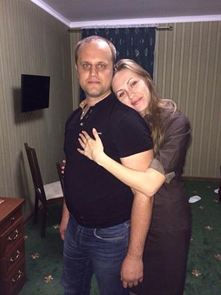 Павел и Катя