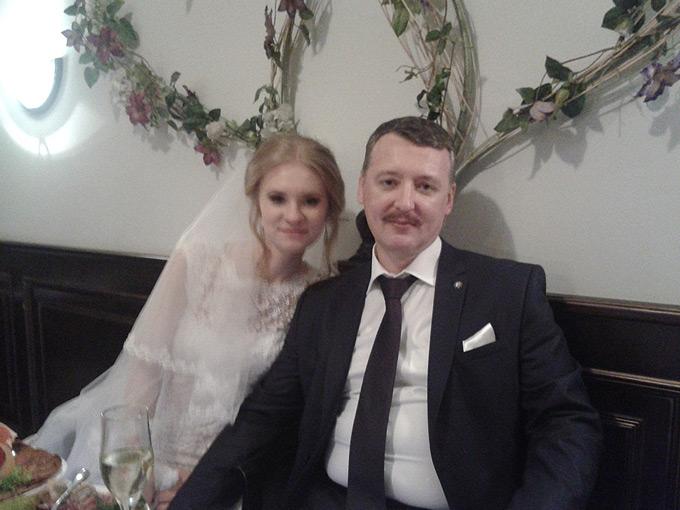 Ещё раз о свадьбе Стрелкова. Ответы на актуальные вопросы.